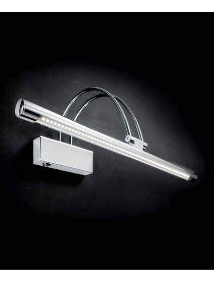 LED люстра 007021 BOW AP D76 CROMO Ideal Lux